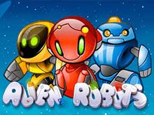 Игровой слот Alien Robots