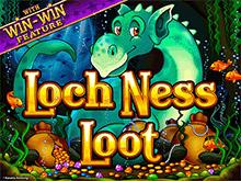 Автомат Loch Ness Loot